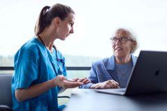 Monisairaan potilaan hyvä hoito